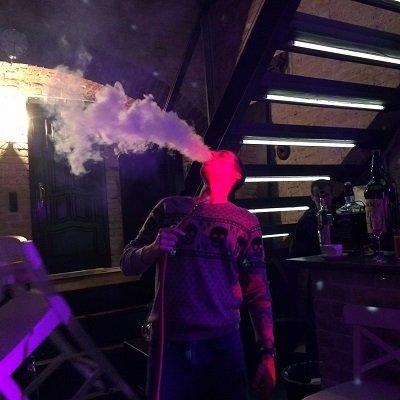 Много дыма в PMLoft